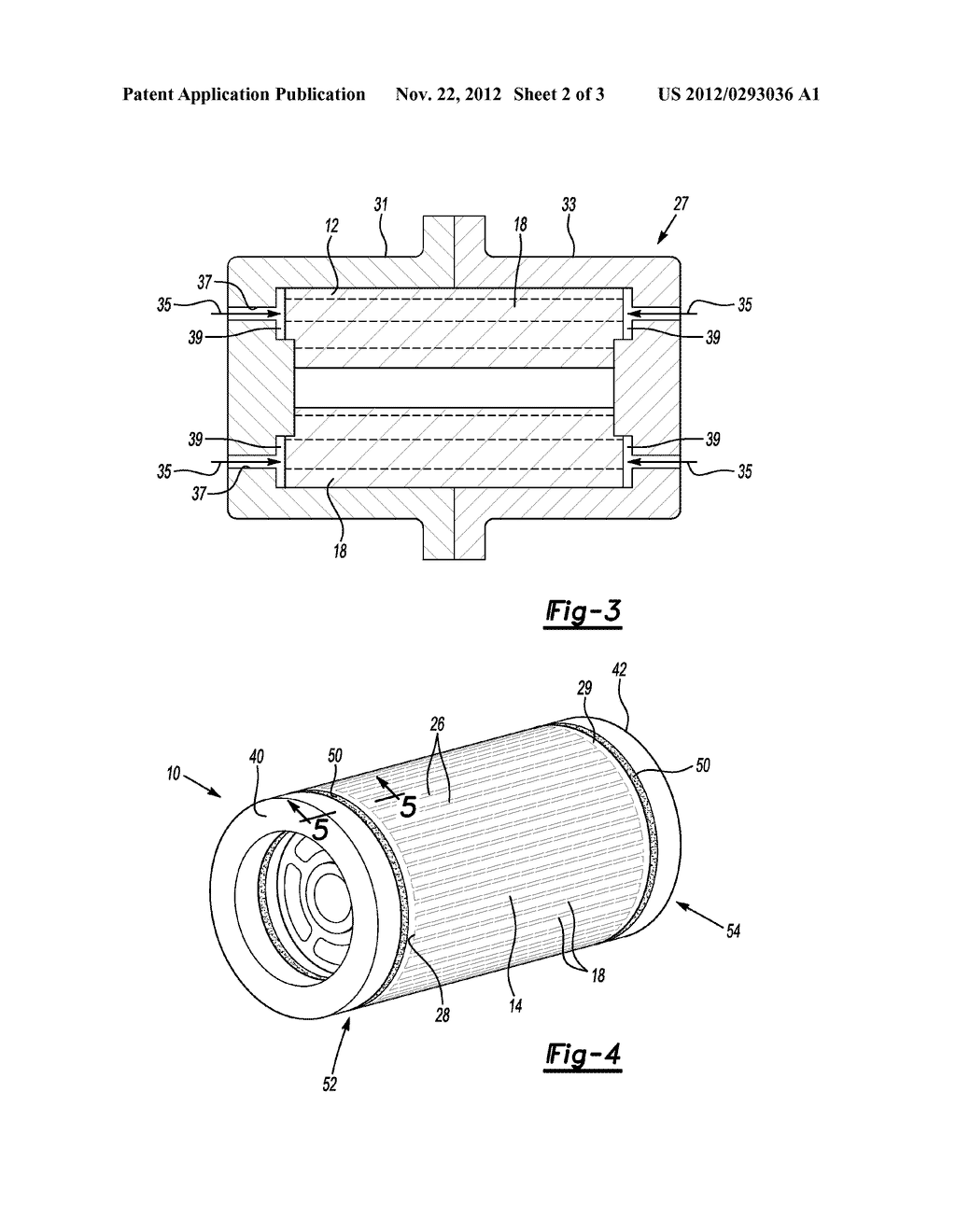 INDUCTION ROTOR ASSEMBLY AND METHOD OF MANUFACTURING SAME - diagram, schematic, and image 03