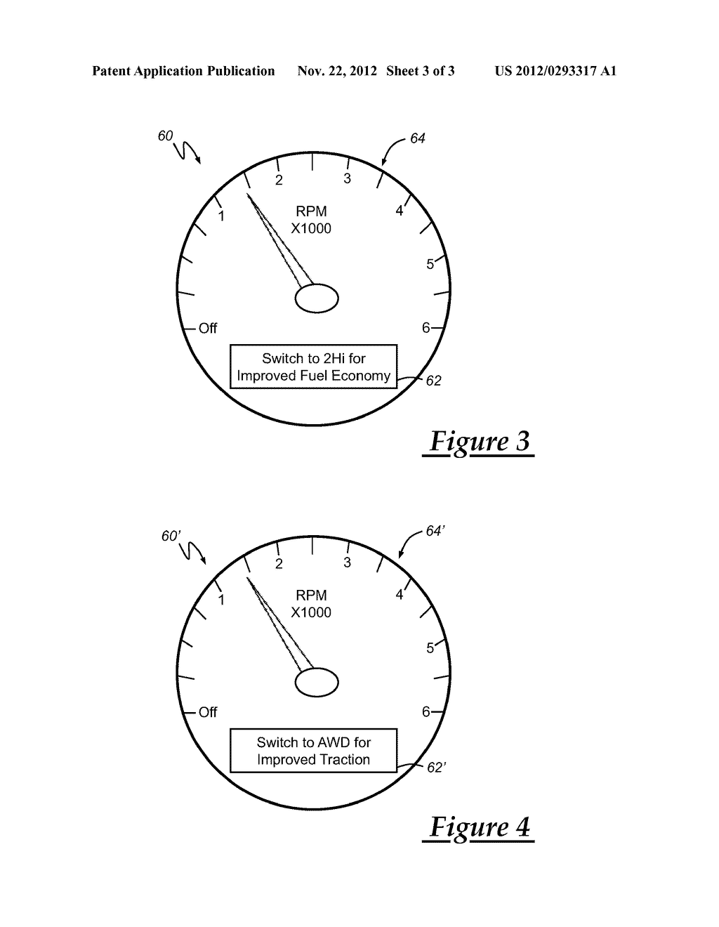METHOD FOR USE WITH VEHICLE HAVING SELECTABLE TRANSFER CASE - diagram, schematic, and image 04