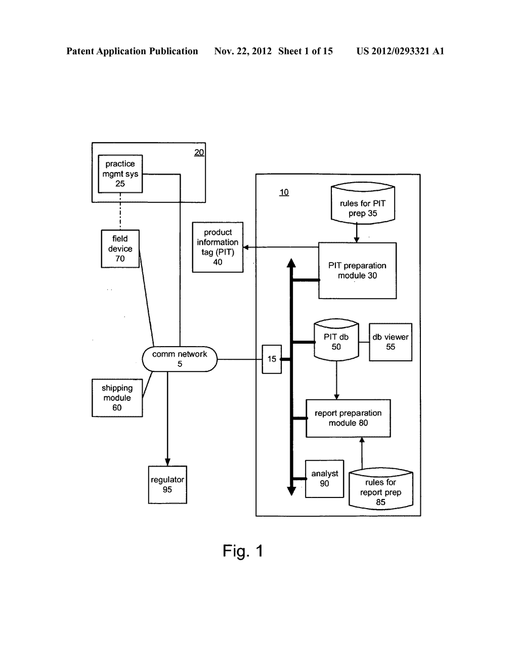 PRODUCT CONTAINER FOR USE WITH DEVICE CAPABLE OF LONG-RANGE AND     SHORT-RANGE COMMUNICATIONS - diagram, schematic, and image 02