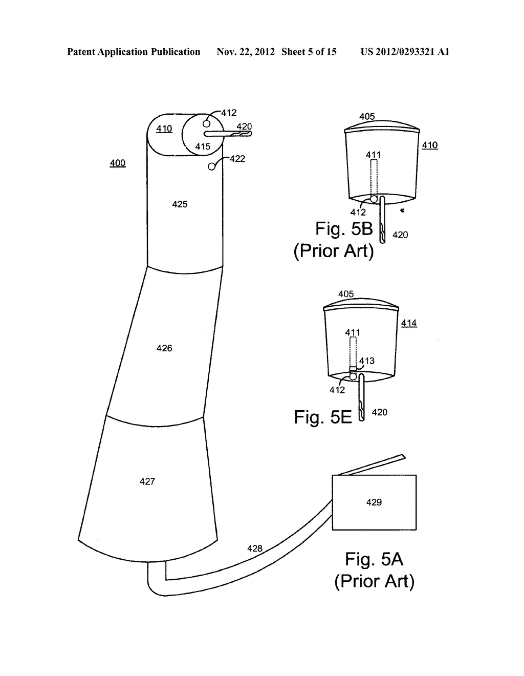 PRODUCT CONTAINER FOR USE WITH DEVICE CAPABLE OF LONG-RANGE AND     SHORT-RANGE COMMUNICATIONS - diagram, schematic, and image 06