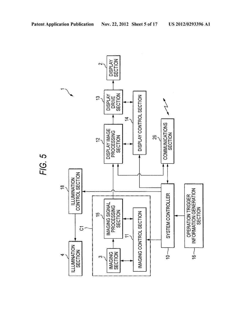 IMAGING DISPLAY APPARATUS AND METHOD - diagram, schematic, and image 06