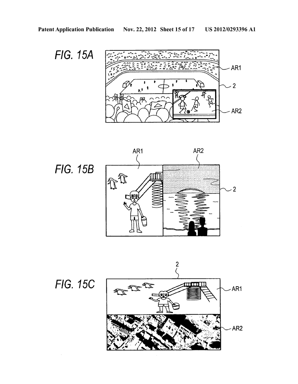 IMAGING DISPLAY APPARATUS AND METHOD - diagram, schematic, and image 16