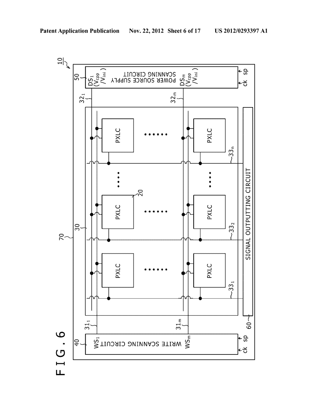 BOOTSTRAP CIRCUIT, INVERTER CIRCUIT, SCANNING CIRCUIT, DISPLAY DEVICE, AND     ELECTRONIC APPARATUS - diagram, schematic, and image 07