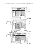 MODE-BASED GRAPHICAL USER INTERFACES FOR TOUCH SENSITIVE INPUT DEVICES diagram and image