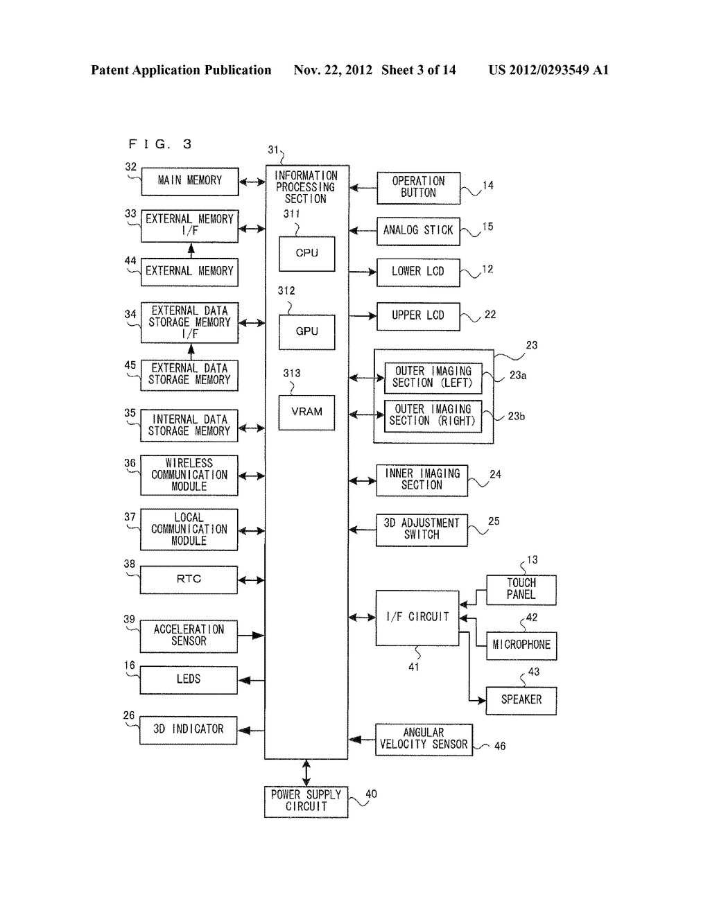 COMPUTER-READABLE STORAGE MEDIUM HAVING INFORMATION PROCESSING PROGRAM     STORED THEREIN, INFORMATION PROCESSING APPARATUS, INFORMATION PROCESSING     SYSTEM, AND INFORMATION PROCESSING METHOD - diagram, schematic, and image 04