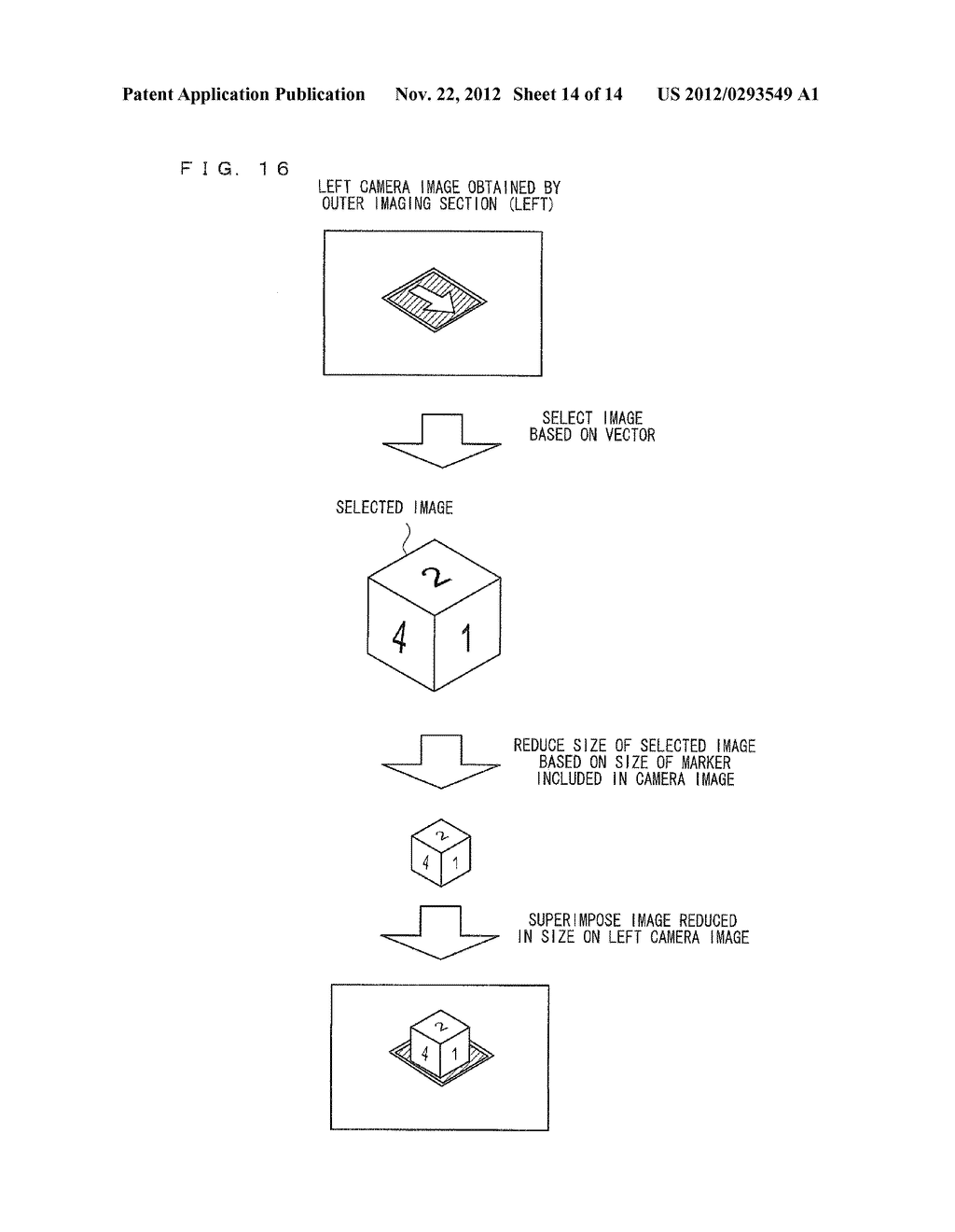 COMPUTER-READABLE STORAGE MEDIUM HAVING INFORMATION PROCESSING PROGRAM     STORED THEREIN, INFORMATION PROCESSING APPARATUS, INFORMATION PROCESSING     SYSTEM, AND INFORMATION PROCESSING METHOD - diagram, schematic, and image 15