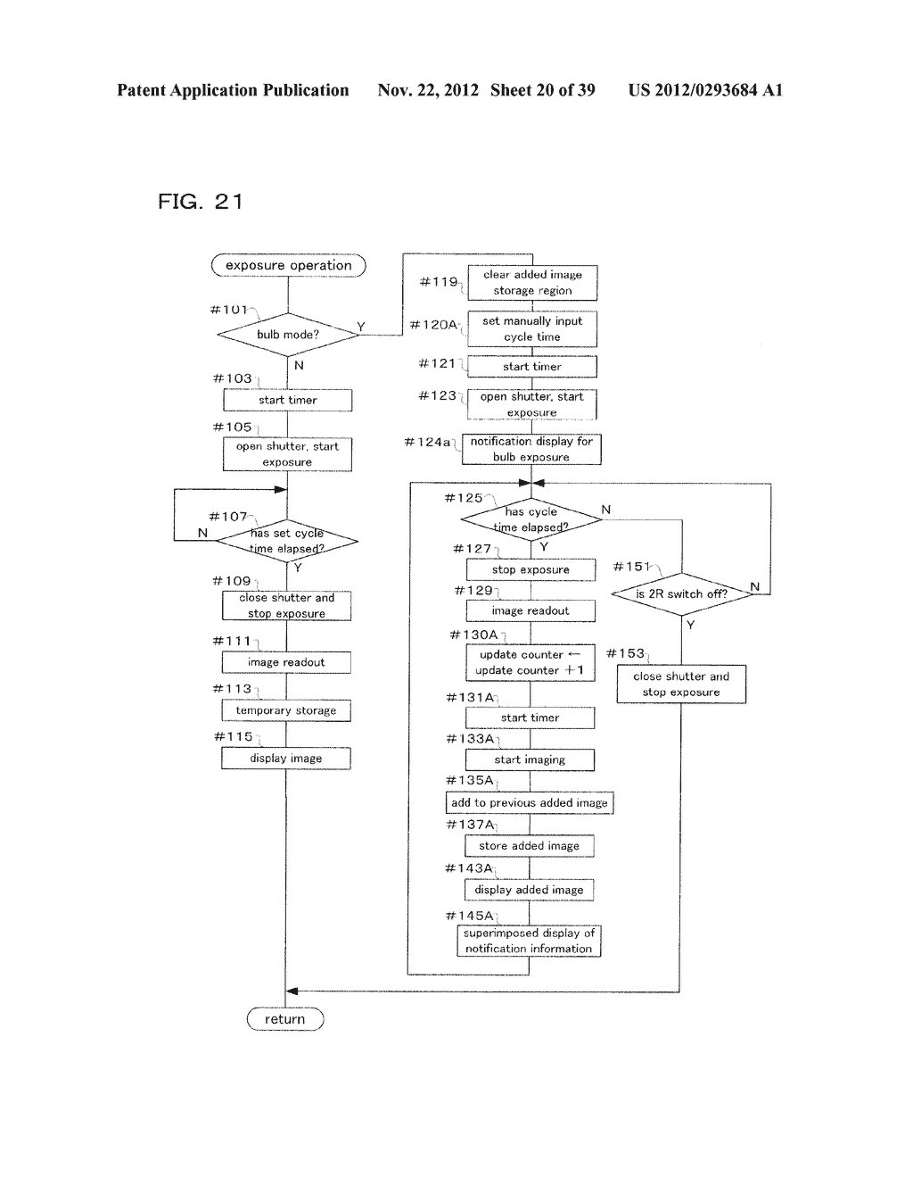 IMAGING DEVICE AND CONTROL METHOD FOR IMAGING DEVICE - diagram, schematic, and image 21