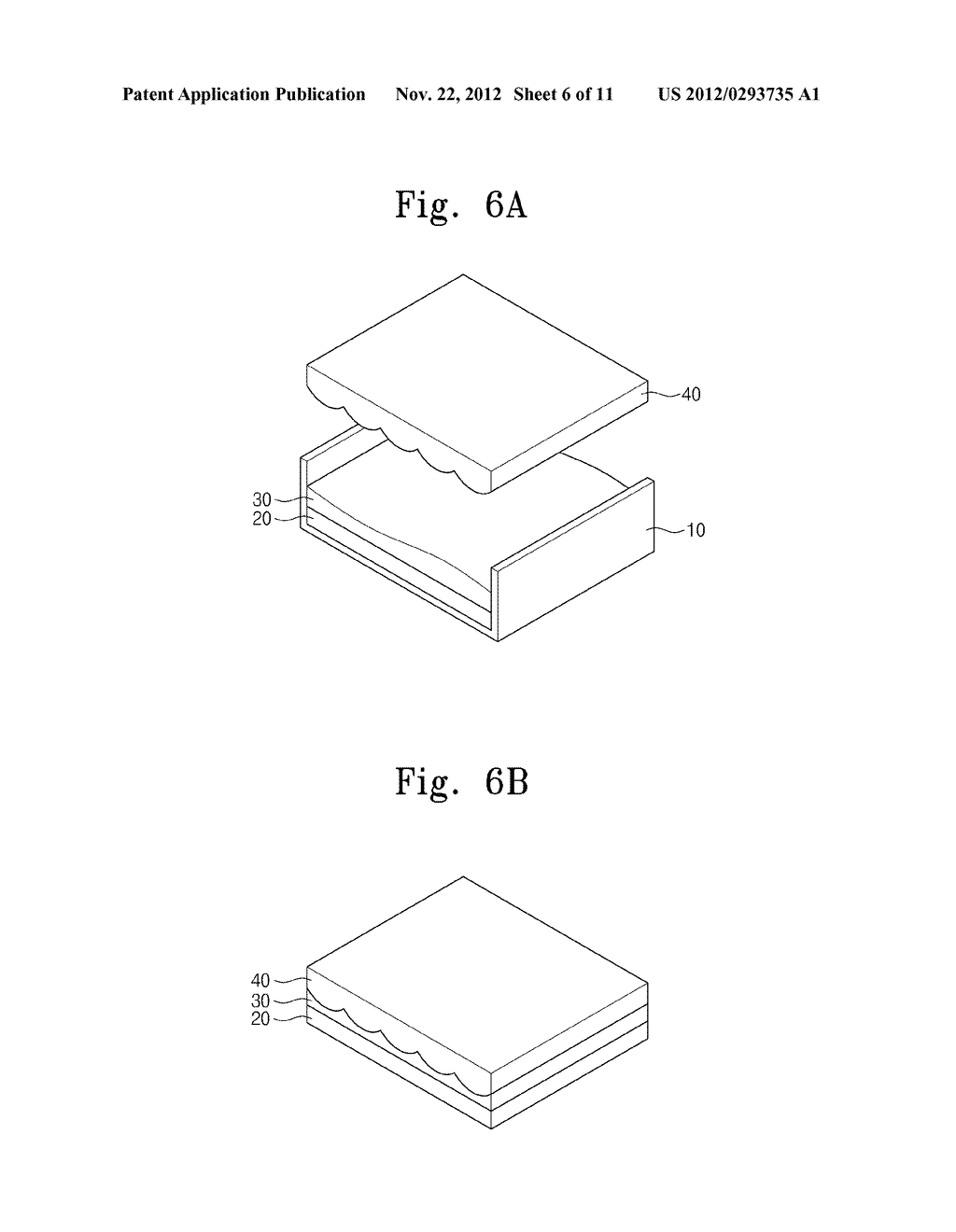 DISPLAY DEVICES AND METHODS OF MANUFACTURING THE SAME - diagram, schematic, and image 07