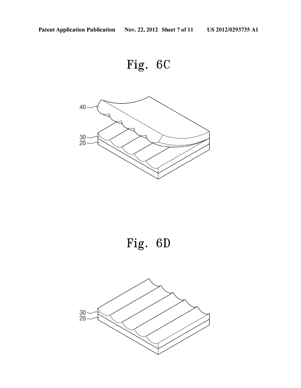 DISPLAY DEVICES AND METHODS OF MANUFACTURING THE SAME - diagram, schematic, and image 08