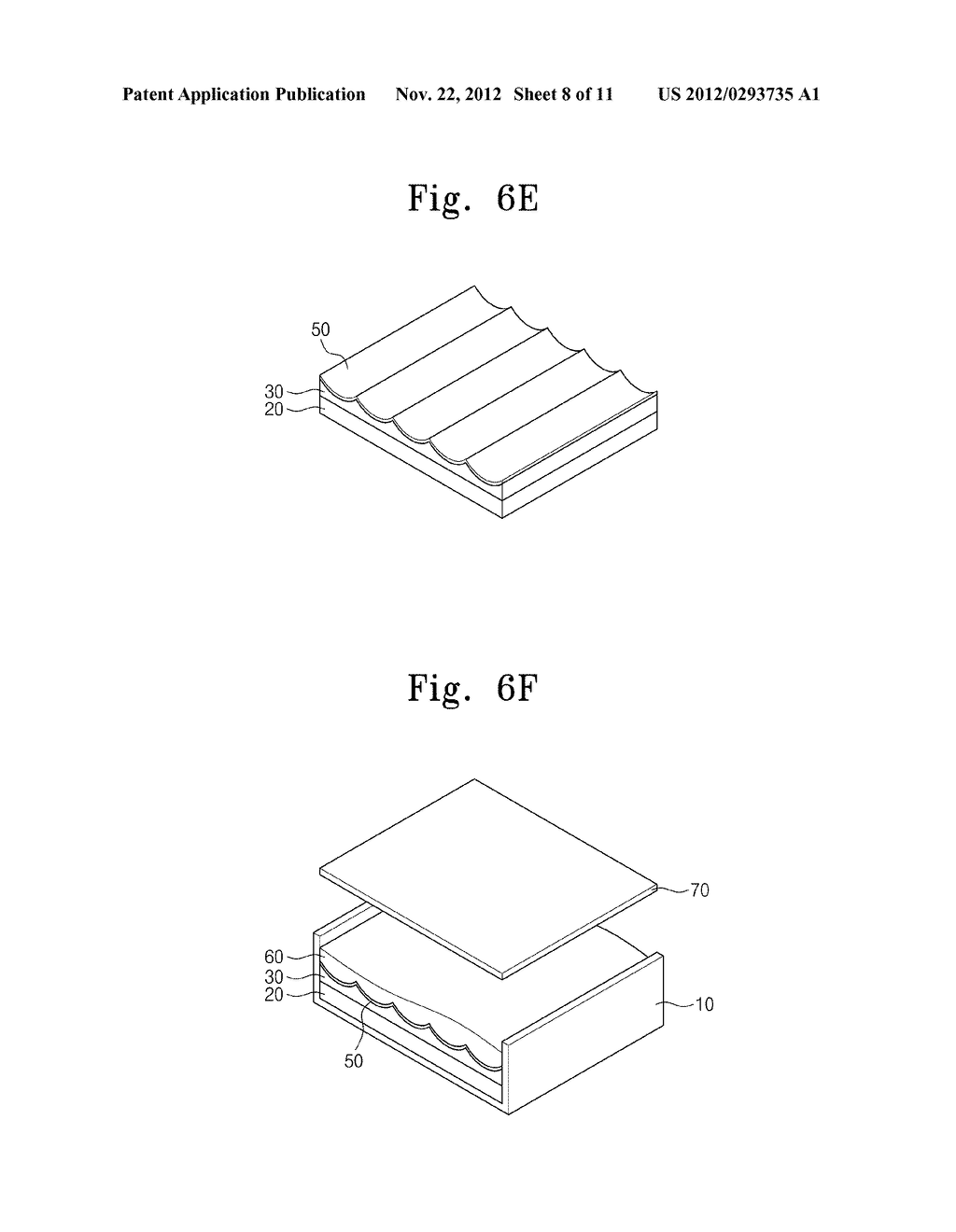 DISPLAY DEVICES AND METHODS OF MANUFACTURING THE SAME - diagram, schematic, and image 09
