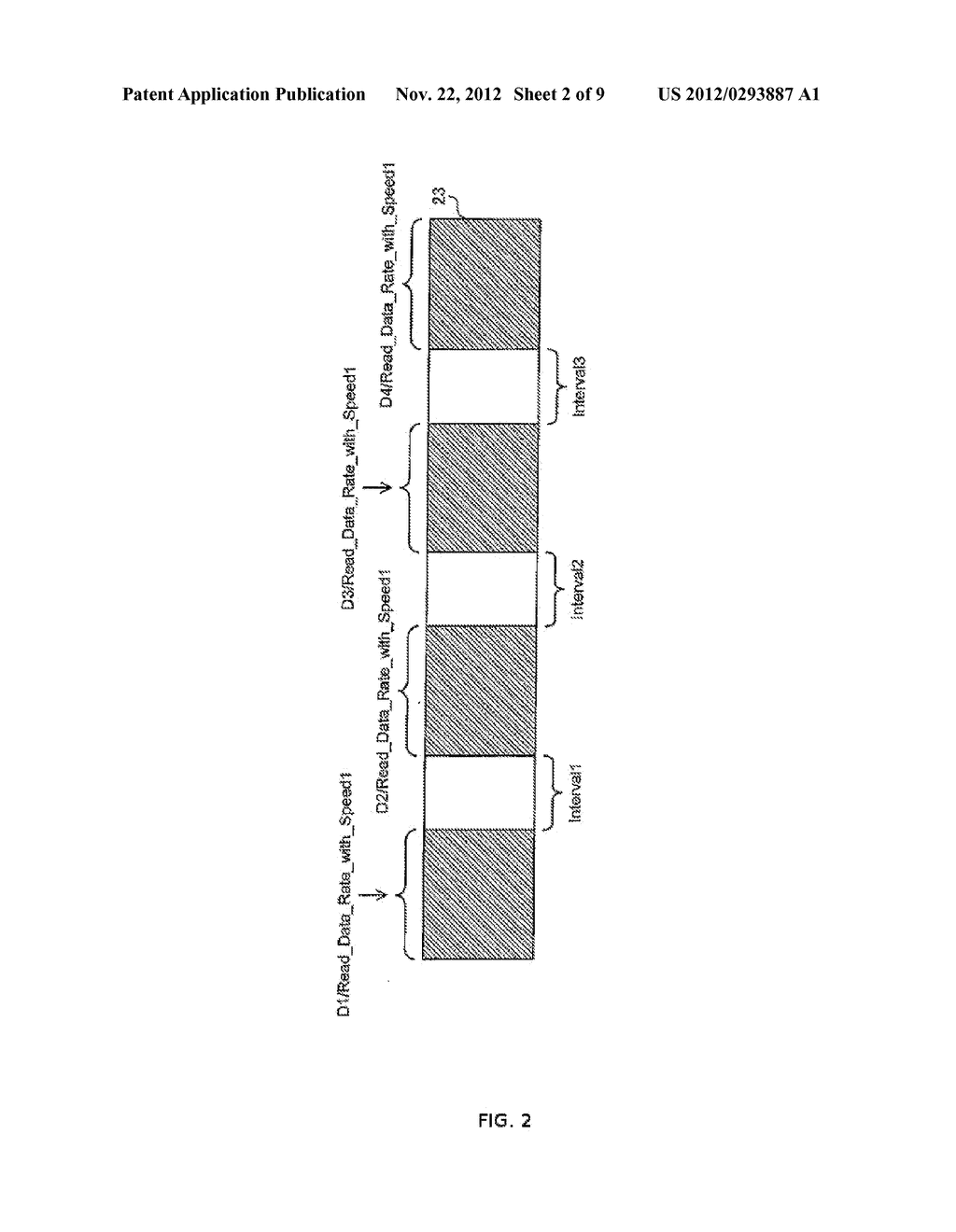 APPARATUS AND METHOD FOR CONTROLLING DATA WRITING TO A TAPE    MEDIUM - diagram, schematic, and image 03