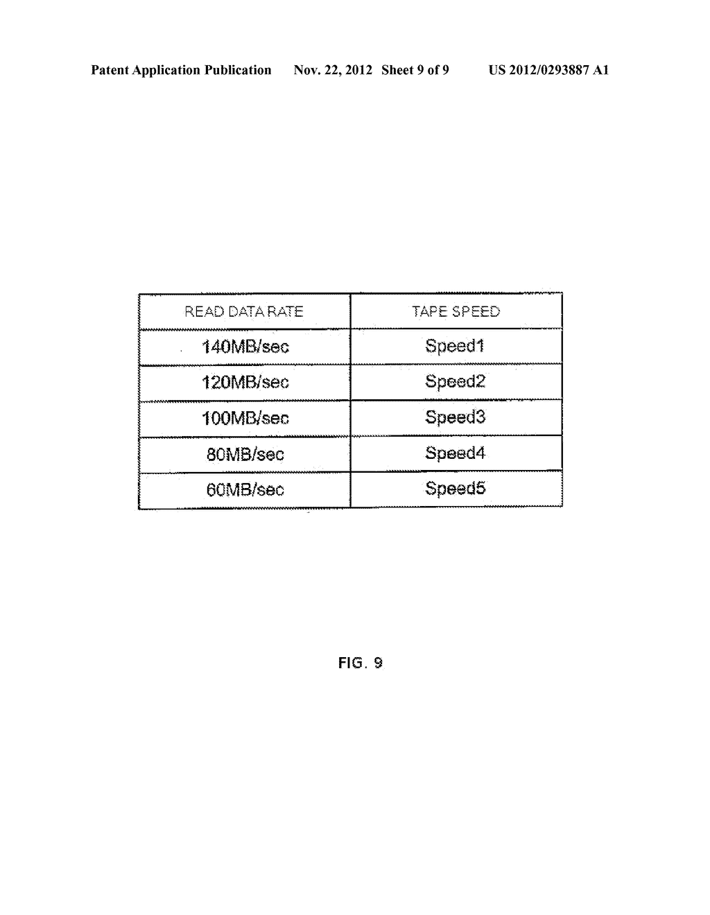 APPARATUS AND METHOD FOR CONTROLLING DATA WRITING TO A TAPE    MEDIUM - diagram, schematic, and image 10