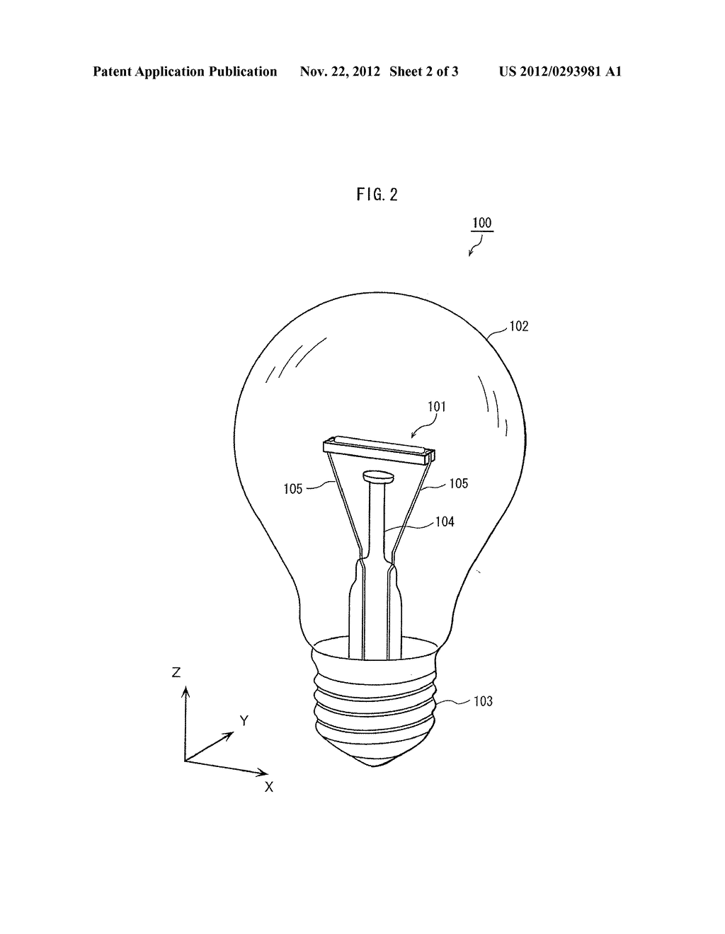 GLASS COMPOSITION, LIGHT SOURCE DEVICE AND ILLUMINATION DEVICE - diagram, schematic, and image 03
