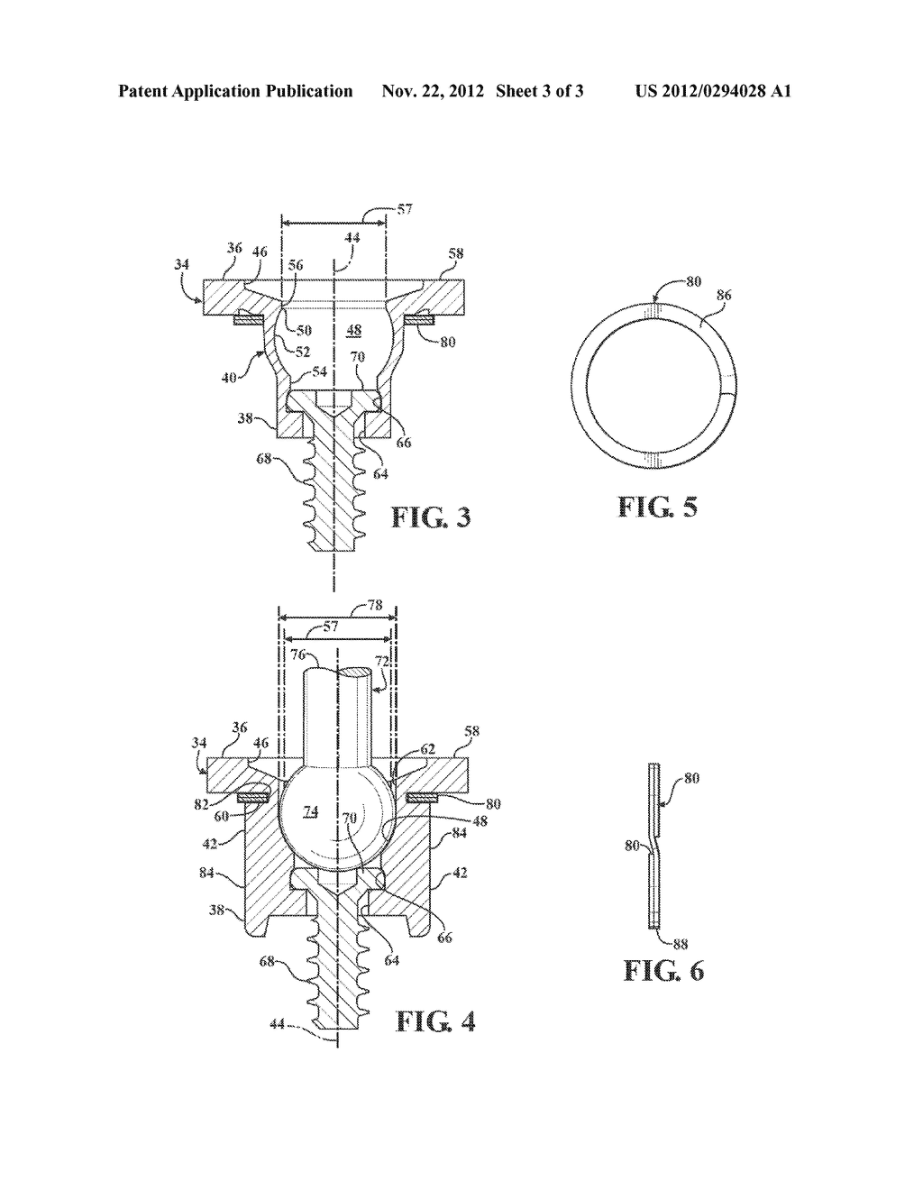 BALL SOCKET WITH  SPRING RETENTION RING - diagram, schematic, and image 04