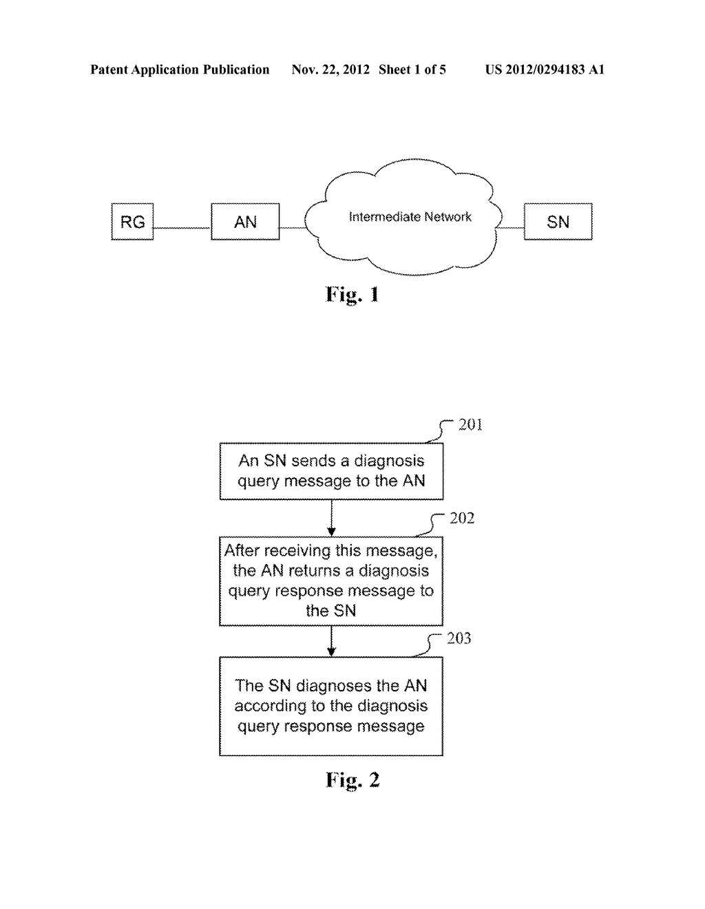 Method and system for diagnosing access node - diagram, schematic, and image 02