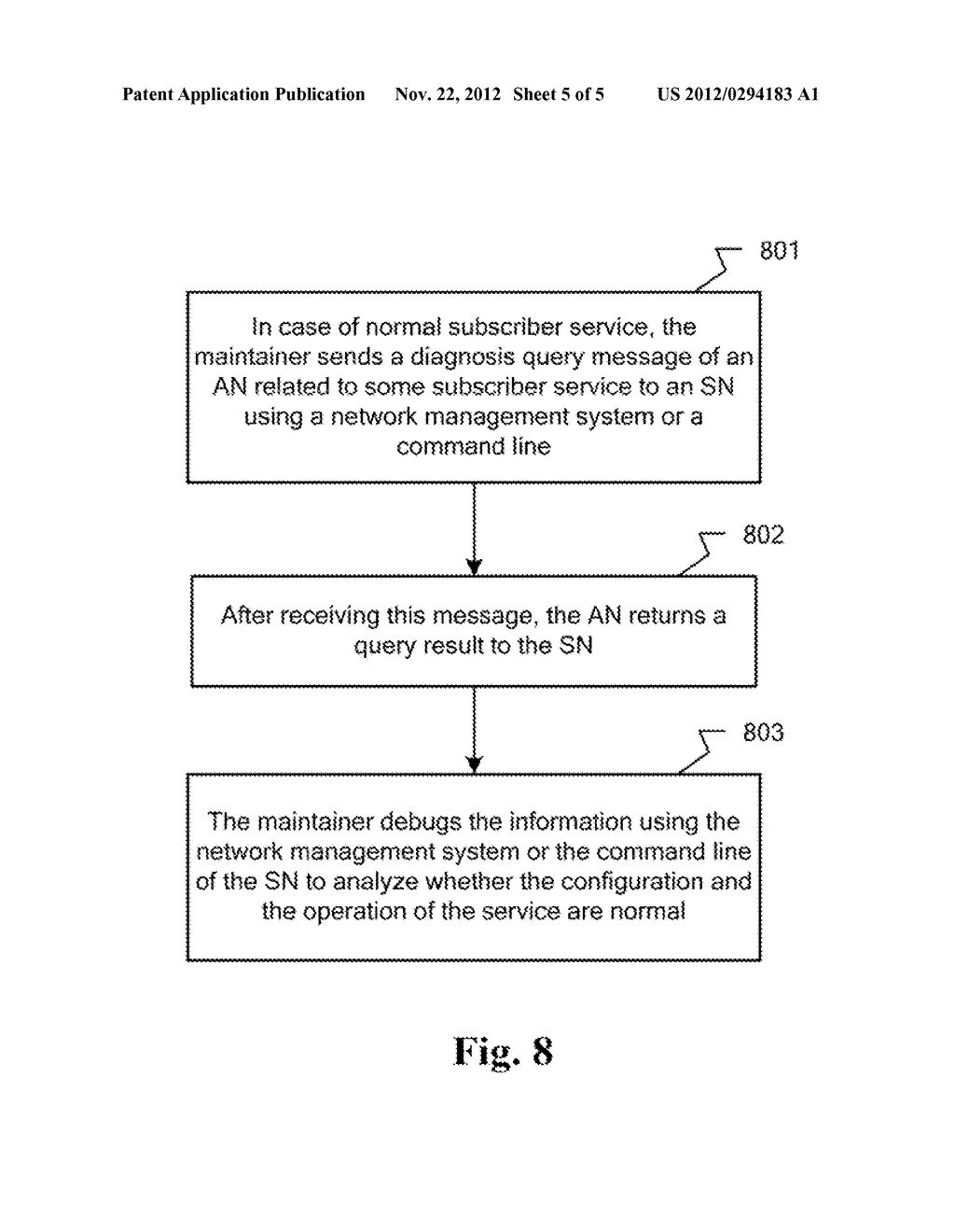 Method and system for diagnosing access node - diagram, schematic, and image 06