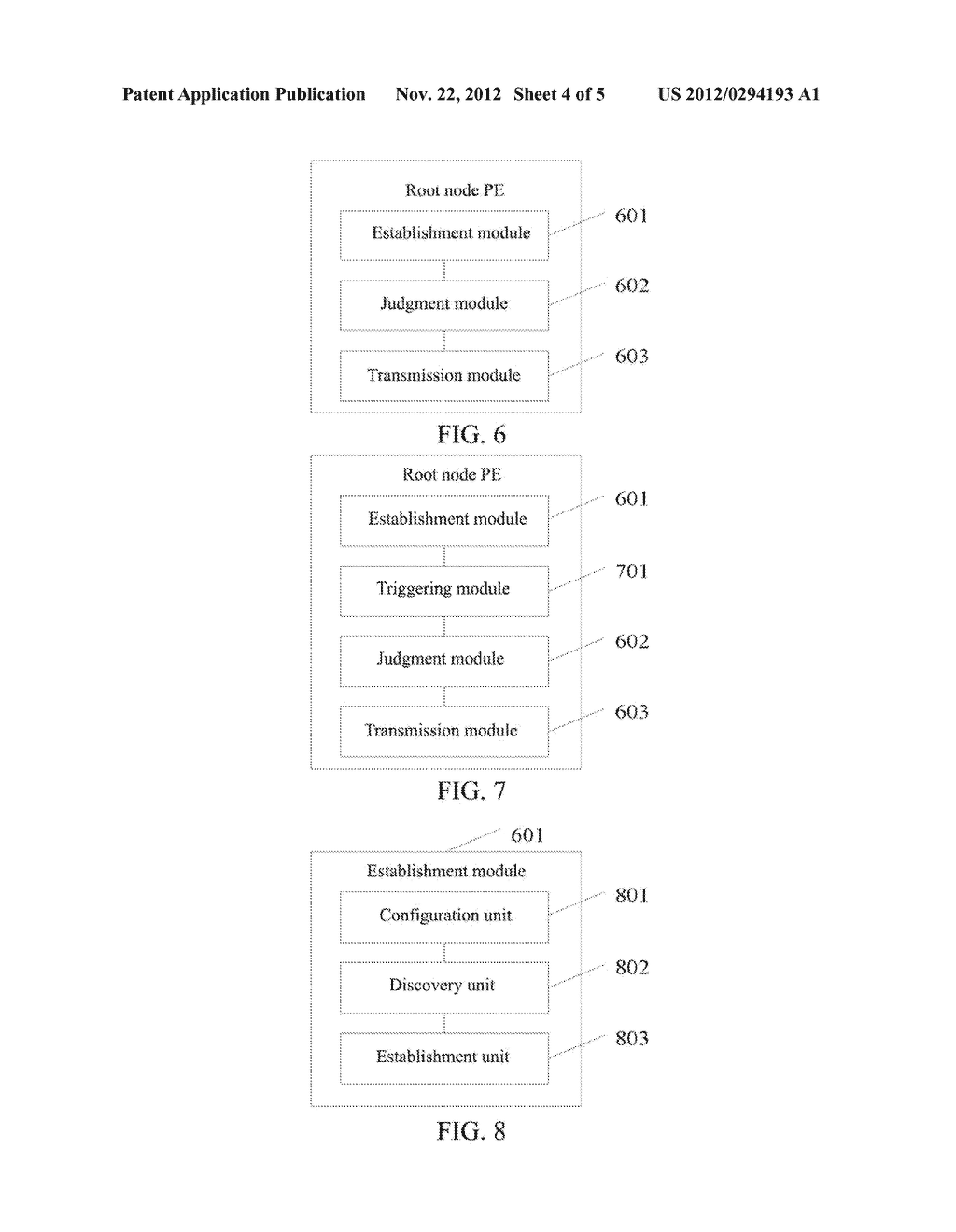 Method and System for Increasing Forwarding Efficiency of Virtual Private     LAN Service Network - diagram, schematic, and image 05