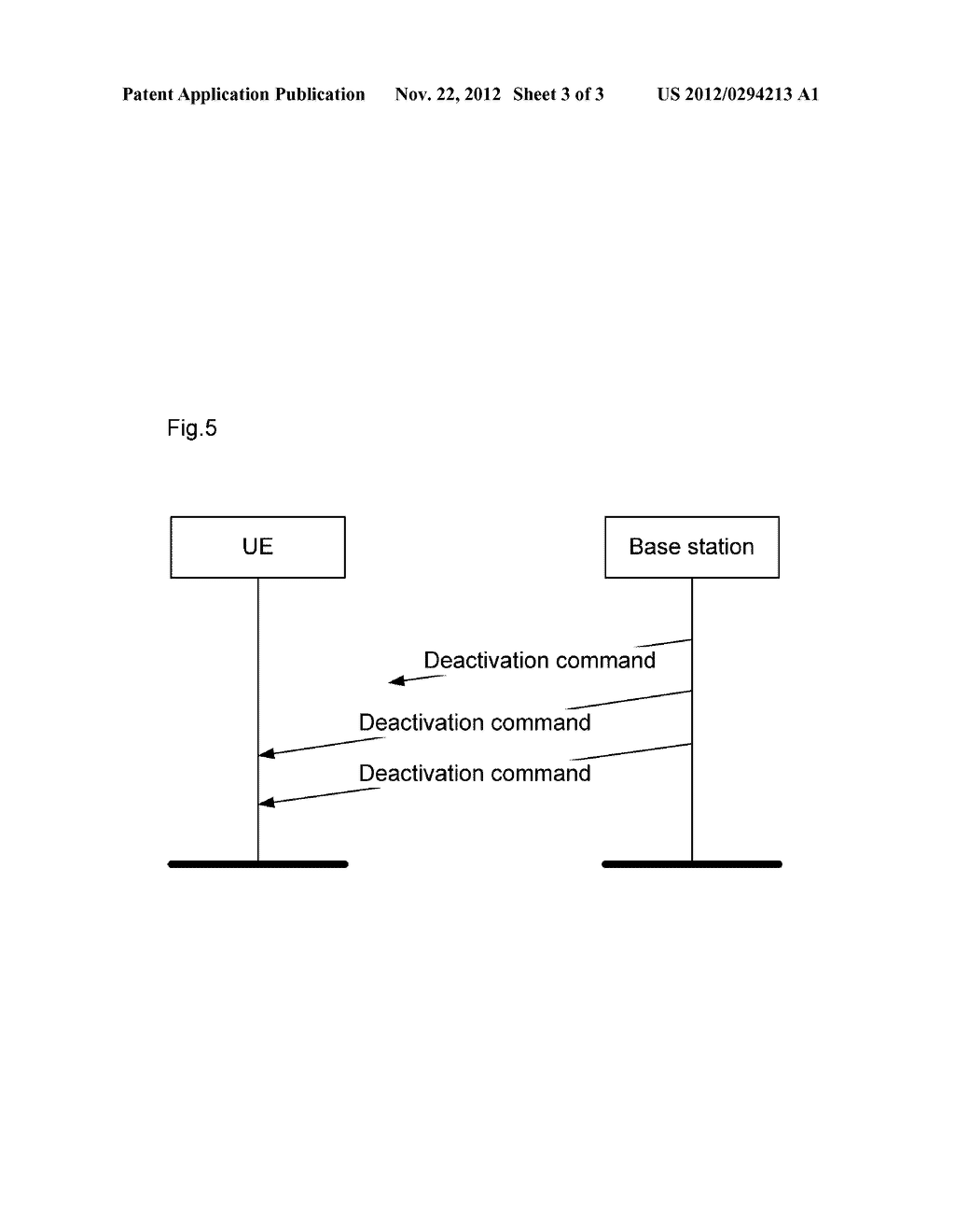 Optimized method and system for activating and deactivating component     carrier in multi-carrier system - diagram, schematic, and image 04