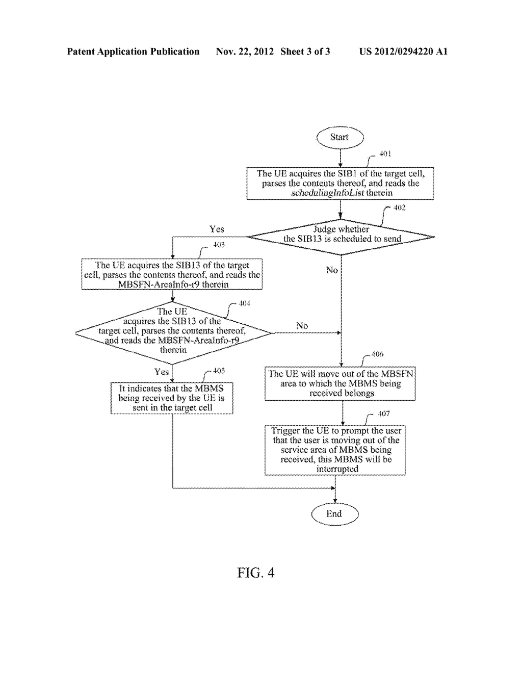 Method for Mobile Reception of Multimedia Broadcast Multicast Service by     User Equipment, and User Equipment - diagram, schematic, and image 04