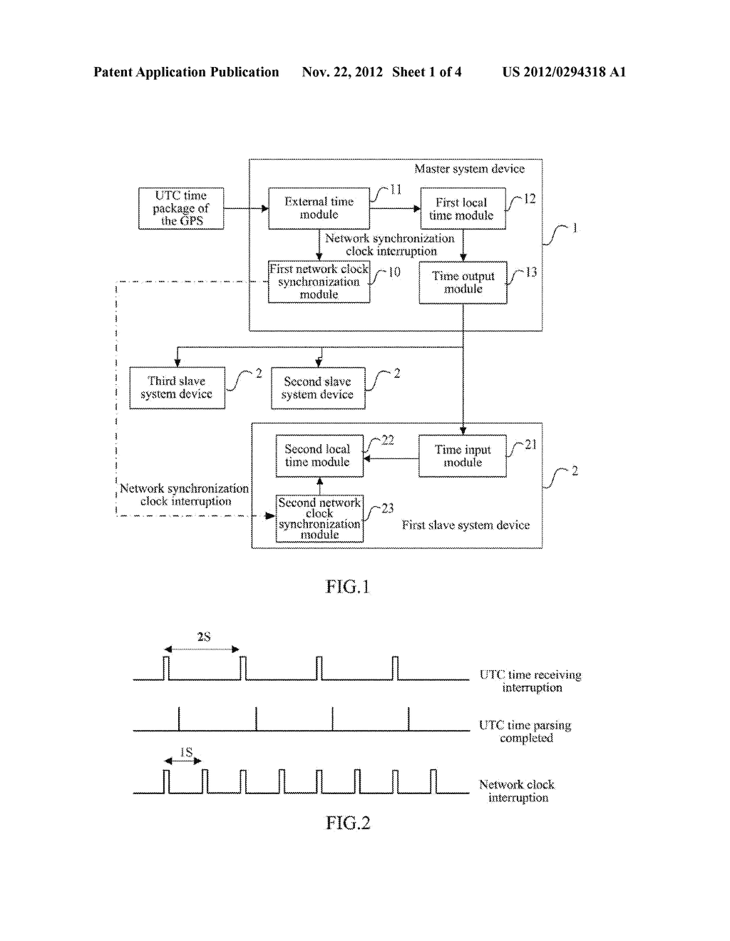Method and System for Implementing Time Synchronization in Local Area     Network (LAN) - diagram, schematic, and image 02