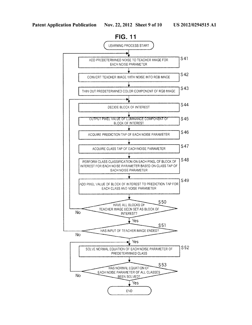 IMAGE PROCESSING APPARATUS AND IMAGE PROCESSING METHOD, LEARNING APPARATUS     AND LEARNING METHOD, PROGRAM, AND RECORDING MEDIUM - diagram, schematic, and image 10