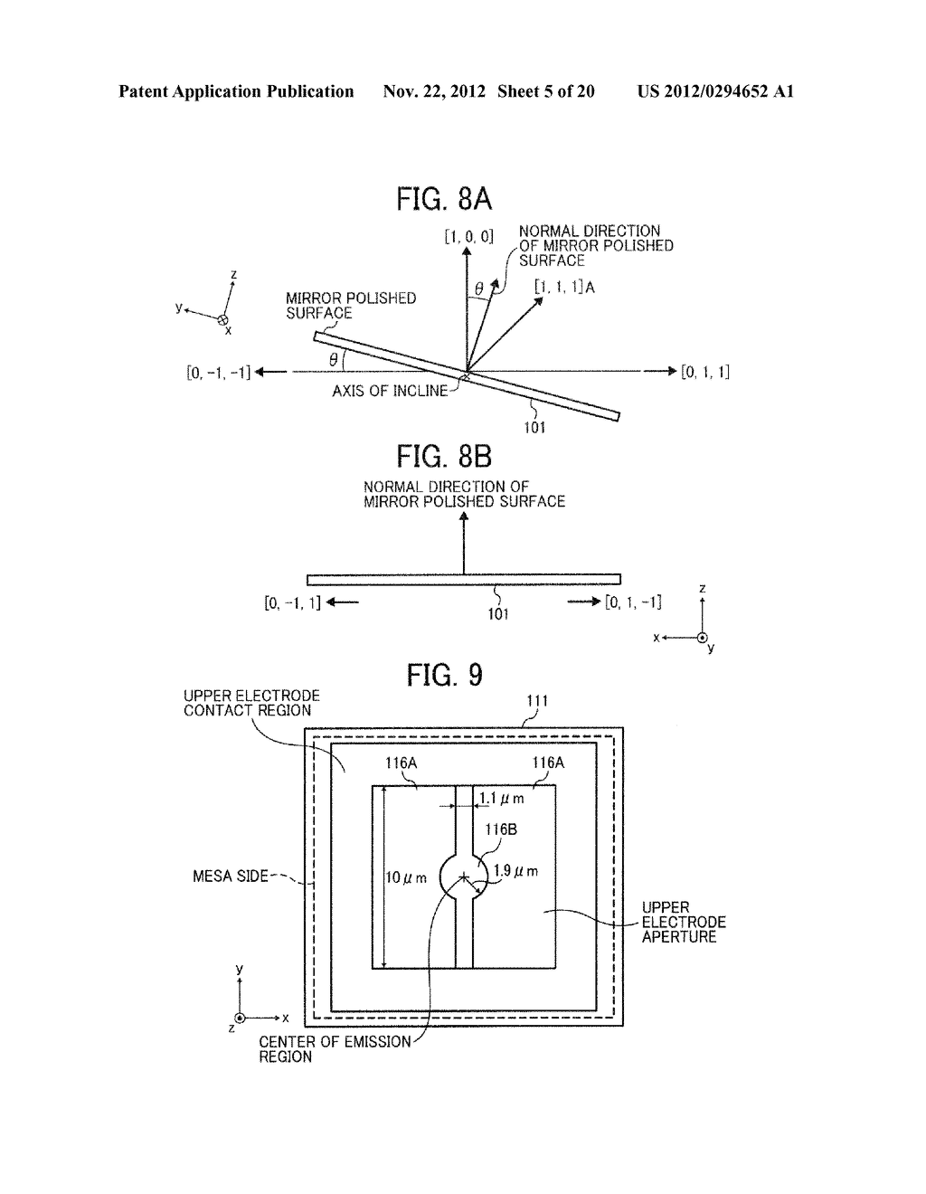 SURFACE EMITTING LASER DIODE, OPTICAL SCANNING APPARATUS AND IMAGE FORMING     APPARATUS - diagram, schematic, and image 06