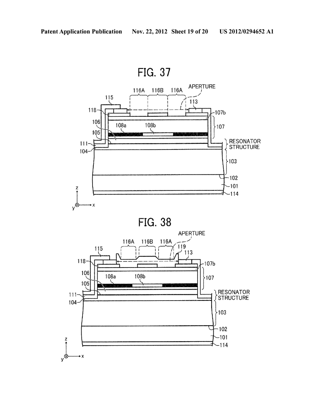 SURFACE EMITTING LASER DIODE, OPTICAL SCANNING APPARATUS AND IMAGE FORMING     APPARATUS - diagram, schematic, and image 20