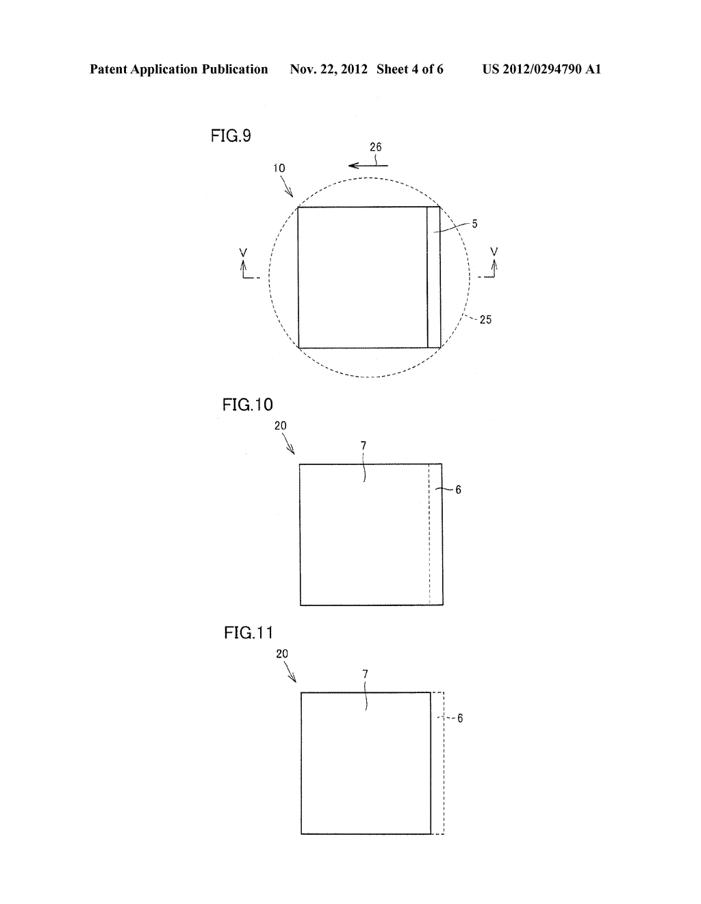 SILICON CARBIDE SUBSTRATE, SILICON CARBIDE INGOT, AND METHODS FOR     MANUFACTURING SILICON CARBIDE SUBSTRATE AND SILICON CARBIDE INGOT - diagram, schematic, and image 05