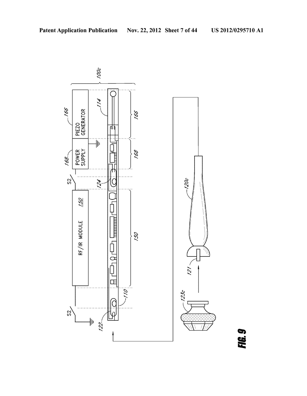 INTERACTIVE GAMING SYSTEM AND METHOD USING MOTION-SENSITIVE INPUT DEVICE - diagram, schematic, and image 08