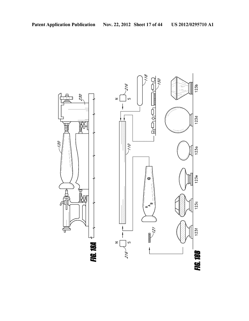 INTERACTIVE GAMING SYSTEM AND METHOD USING MOTION-SENSITIVE INPUT DEVICE - diagram, schematic, and image 18