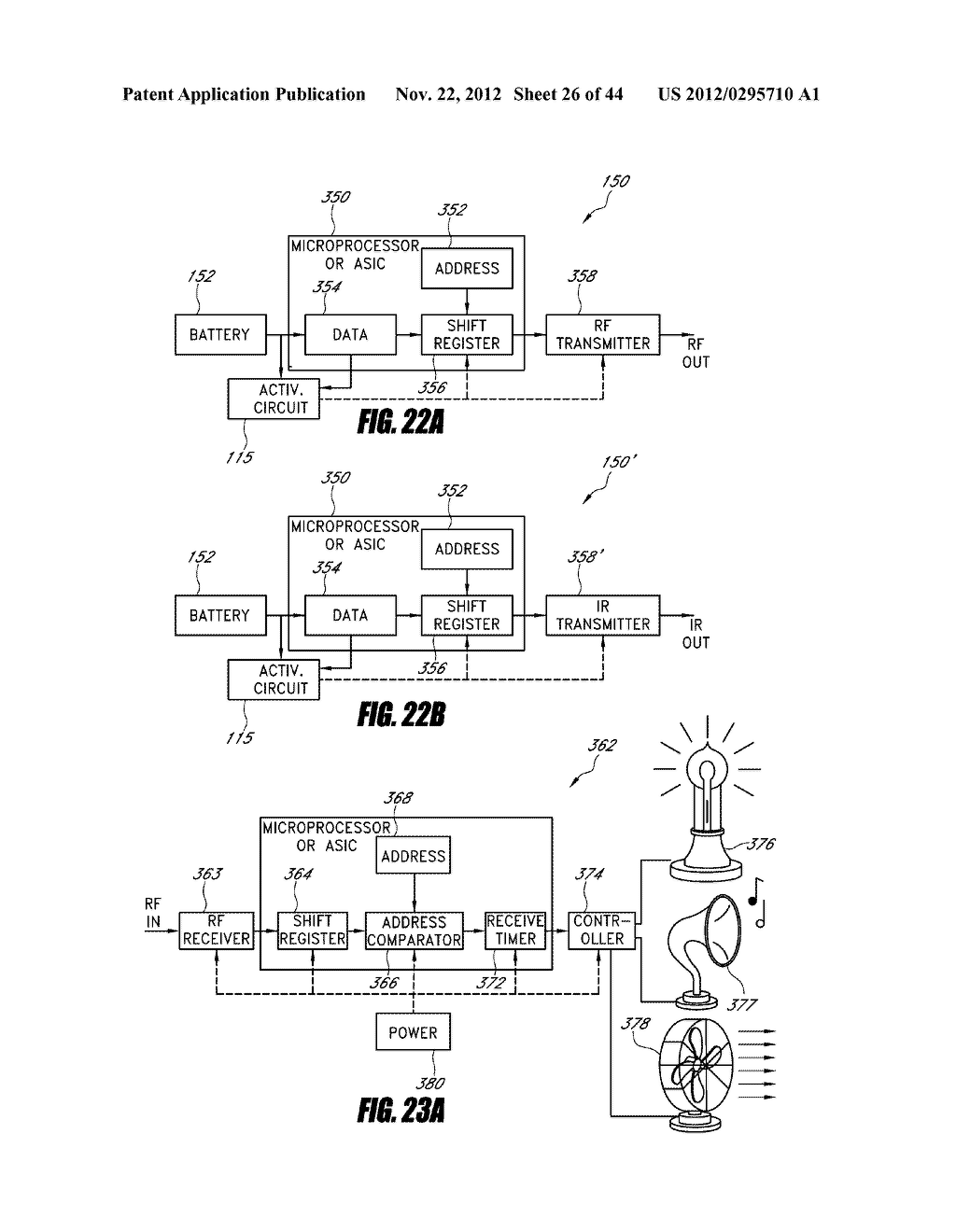 INTERACTIVE GAMING SYSTEM AND METHOD USING MOTION-SENSITIVE INPUT DEVICE - diagram, schematic, and image 27