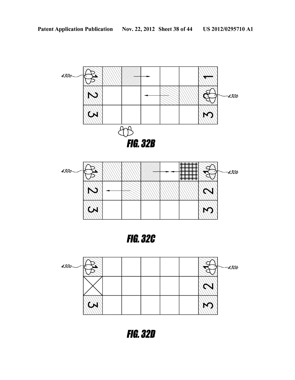 INTERACTIVE GAMING SYSTEM AND METHOD USING MOTION-SENSITIVE INPUT DEVICE - diagram, schematic, and image 39