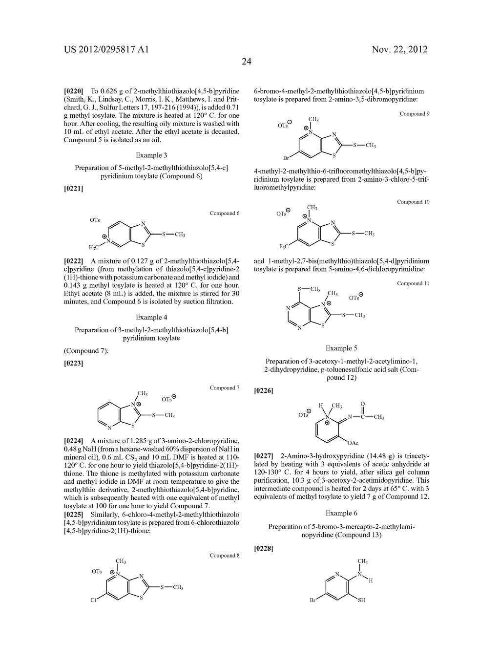 Aza-benzazolium Containing Cyanine Dyes - diagram, schematic, and image 29