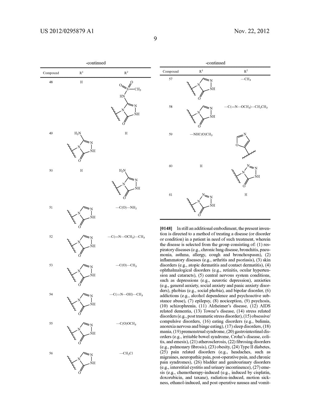 NK1 Antagonists - diagram, schematic, and image 10