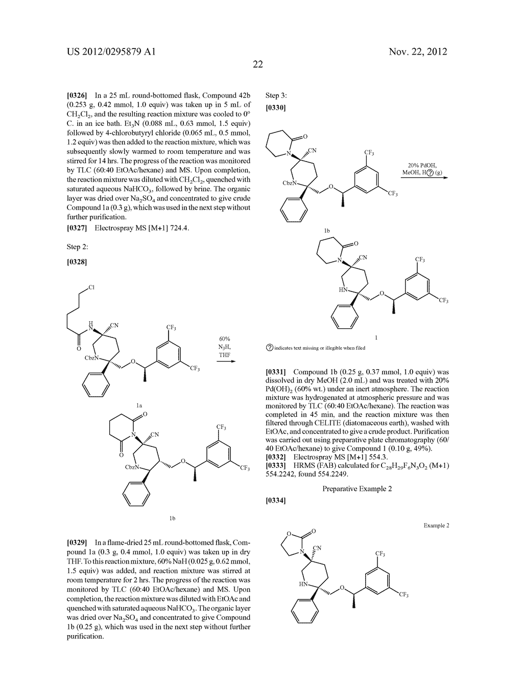 NK1 Antagonists - diagram, schematic, and image 23
