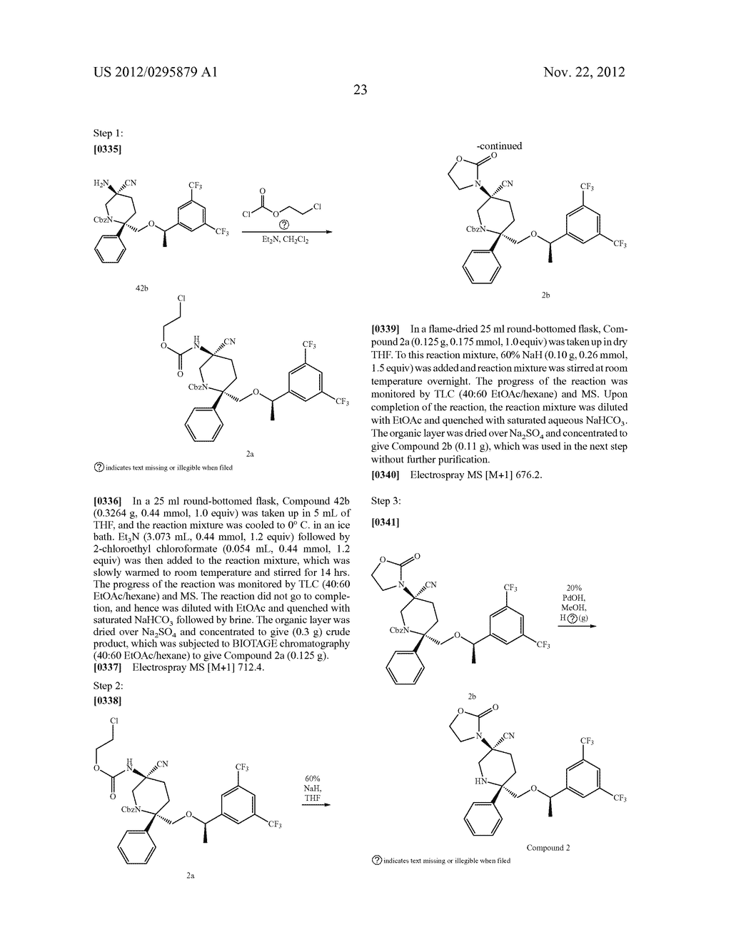 NK1 Antagonists - diagram, schematic, and image 24