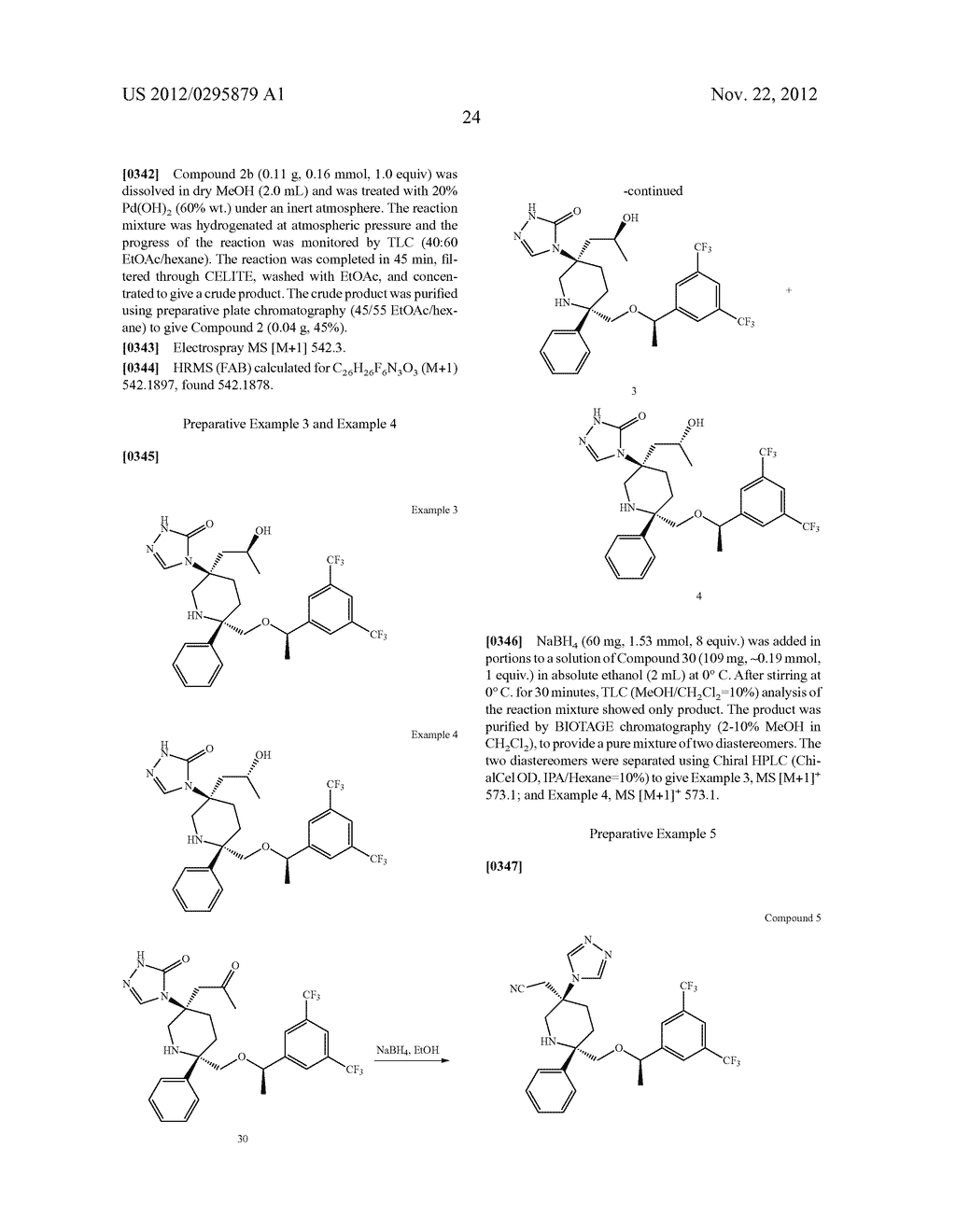 NK1 Antagonists - diagram, schematic, and image 25