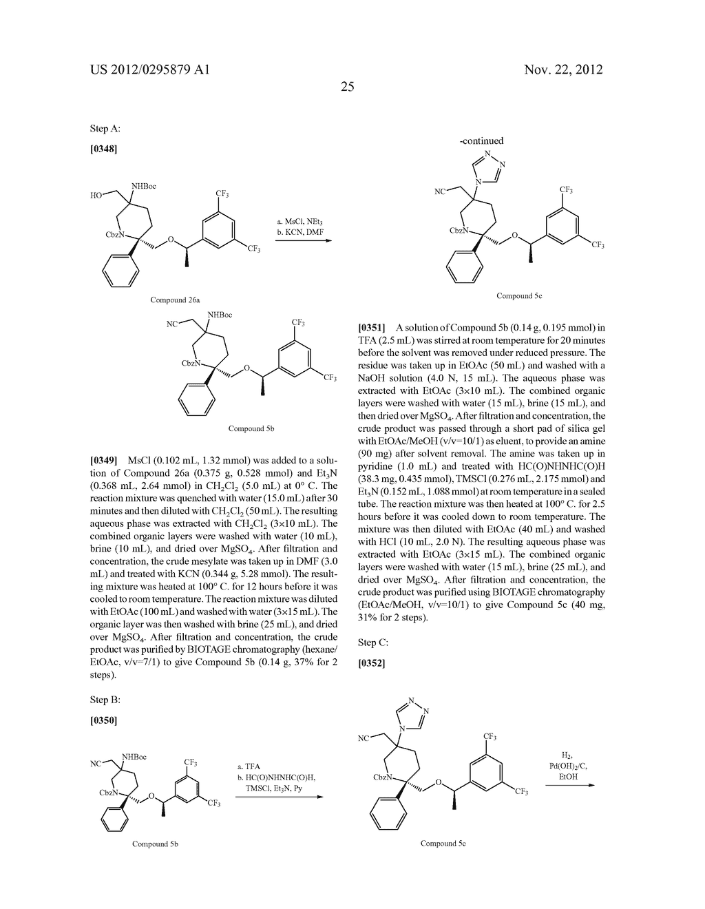 NK1 Antagonists - diagram, schematic, and image 26