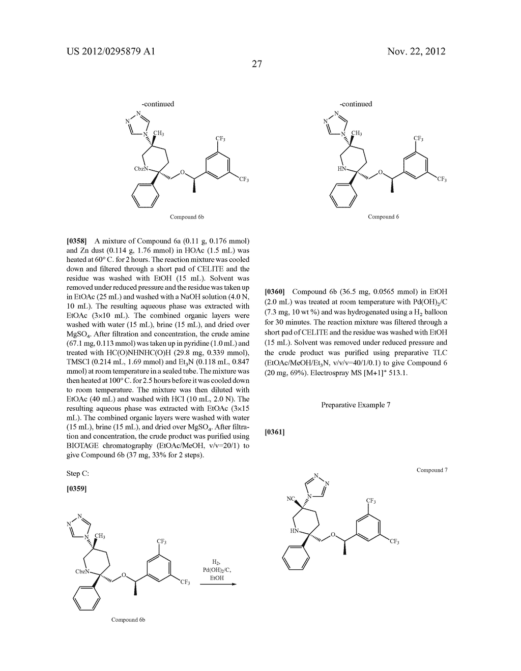NK1 Antagonists - diagram, schematic, and image 28