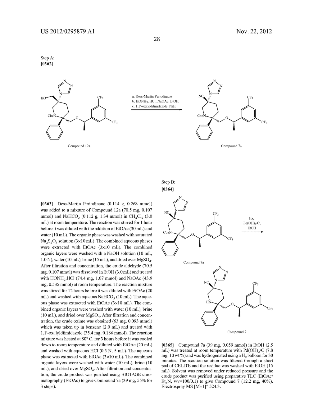 NK1 Antagonists - diagram, schematic, and image 29