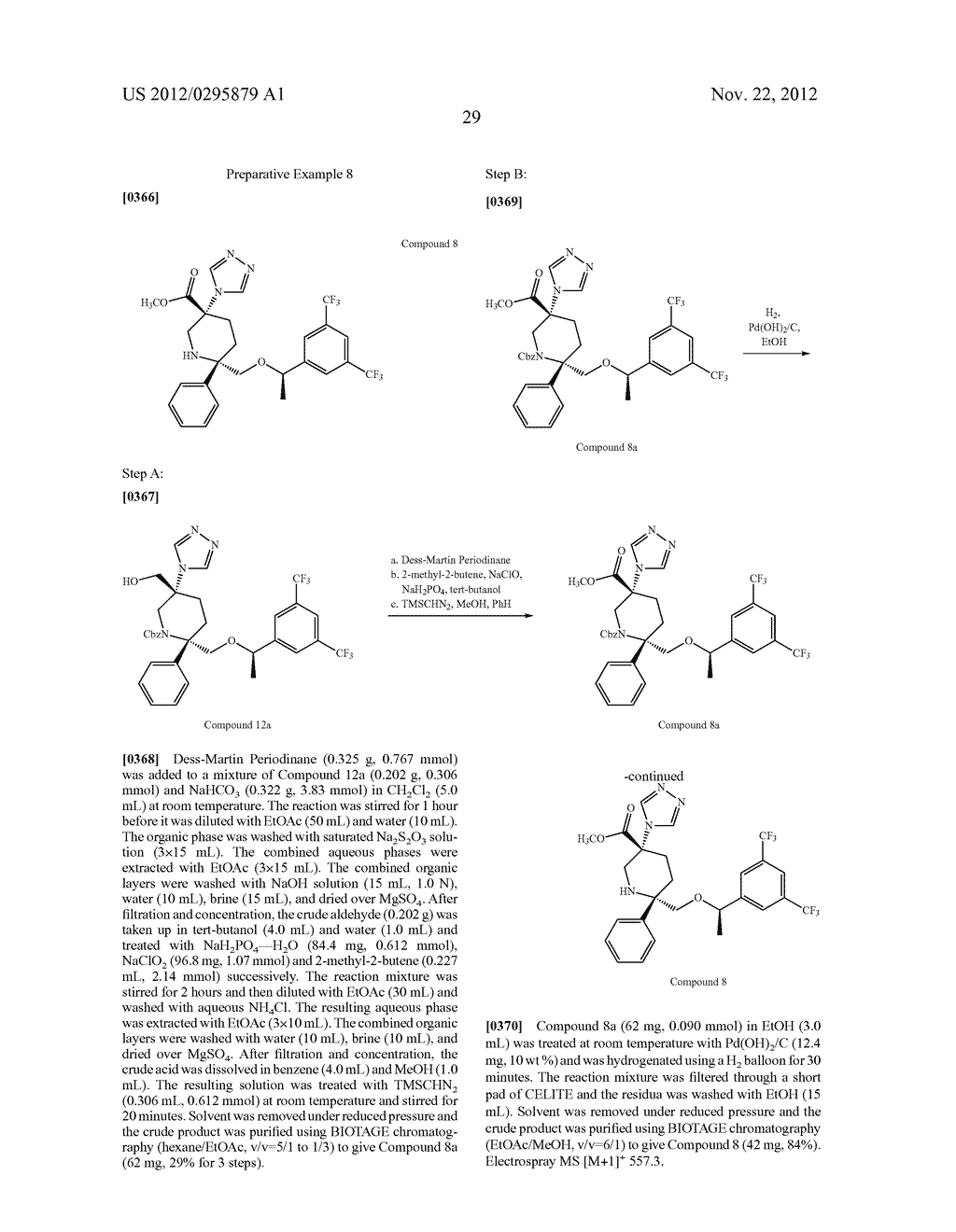 NK1 Antagonists - diagram, schematic, and image 30