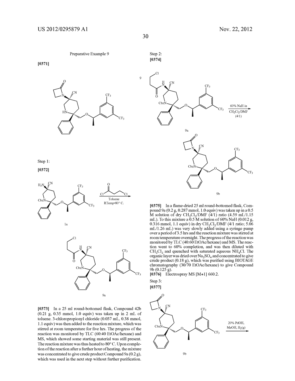 NK1 Antagonists - diagram, schematic, and image 31