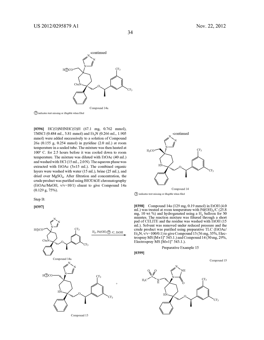 NK1 Antagonists - diagram, schematic, and image 35