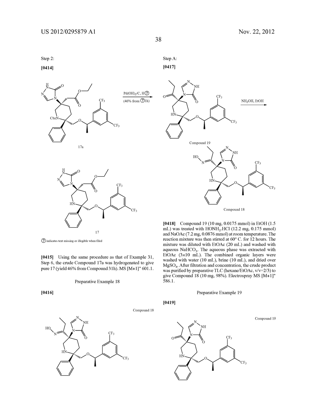 NK1 Antagonists - diagram, schematic, and image 39