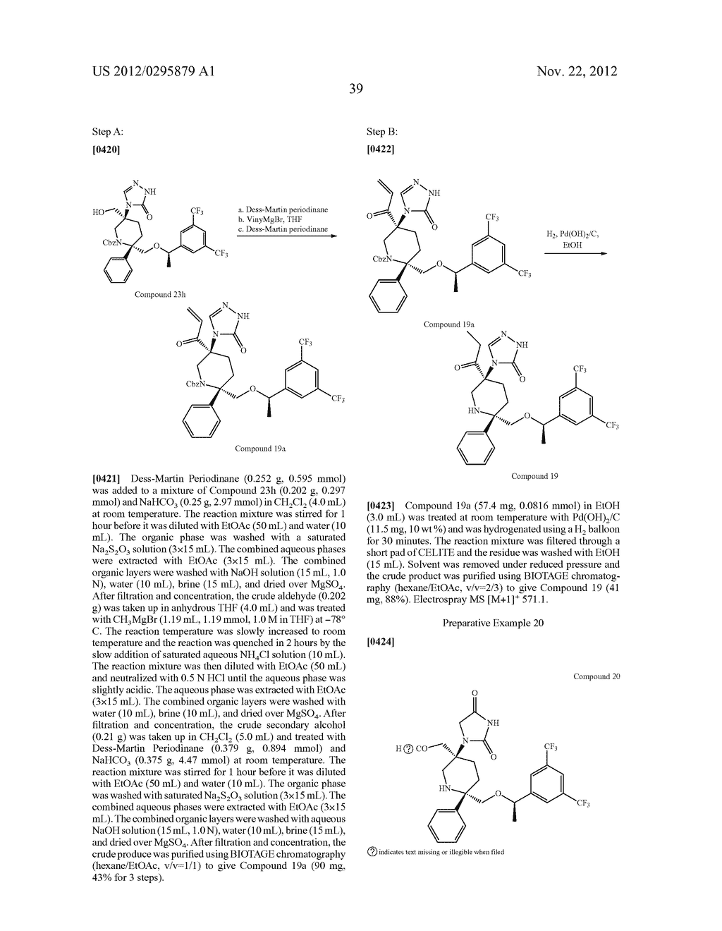 NK1 Antagonists - diagram, schematic, and image 40