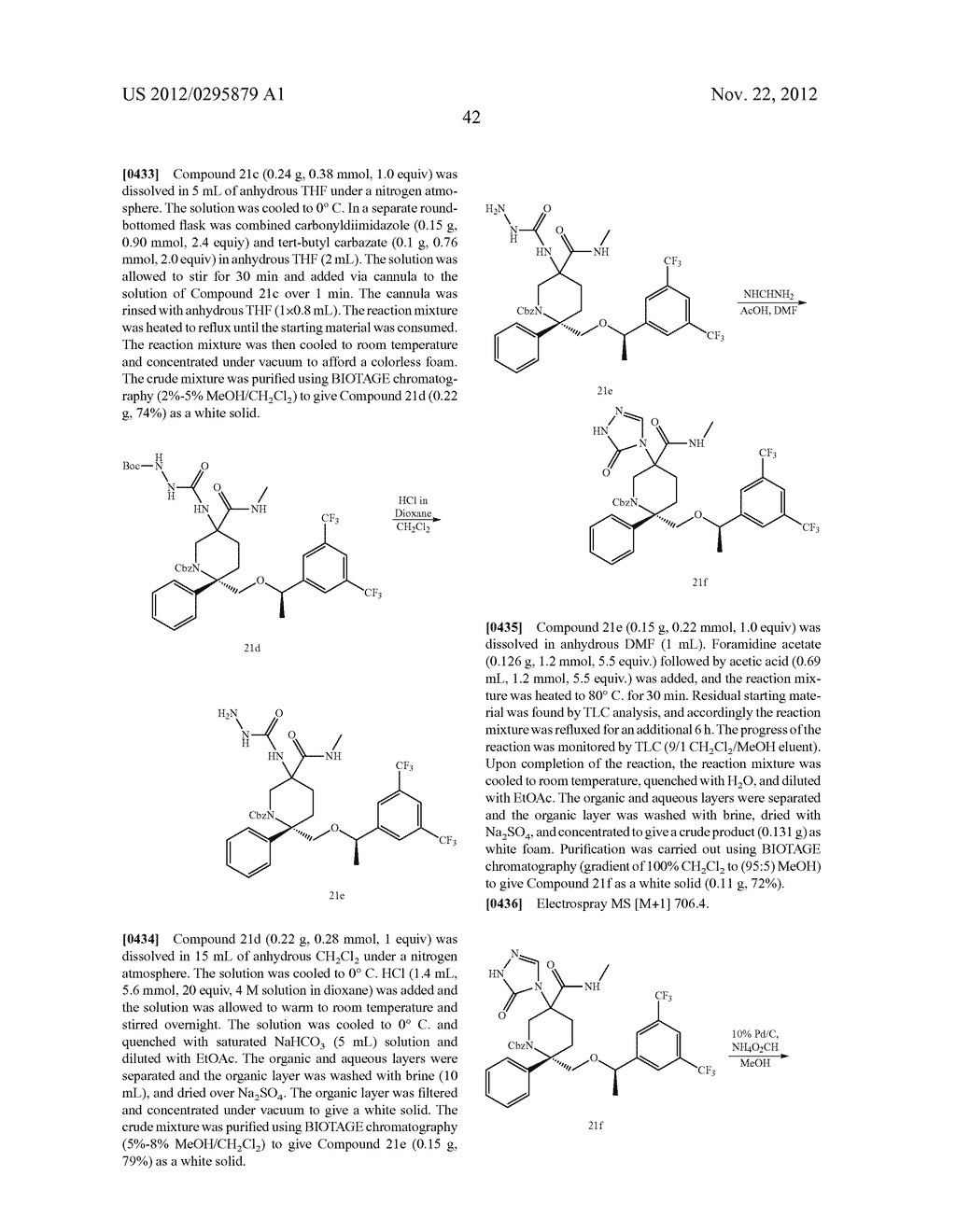 NK1 Antagonists - diagram, schematic, and image 43