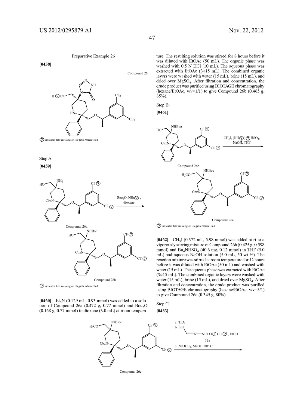NK1 Antagonists - diagram, schematic, and image 48