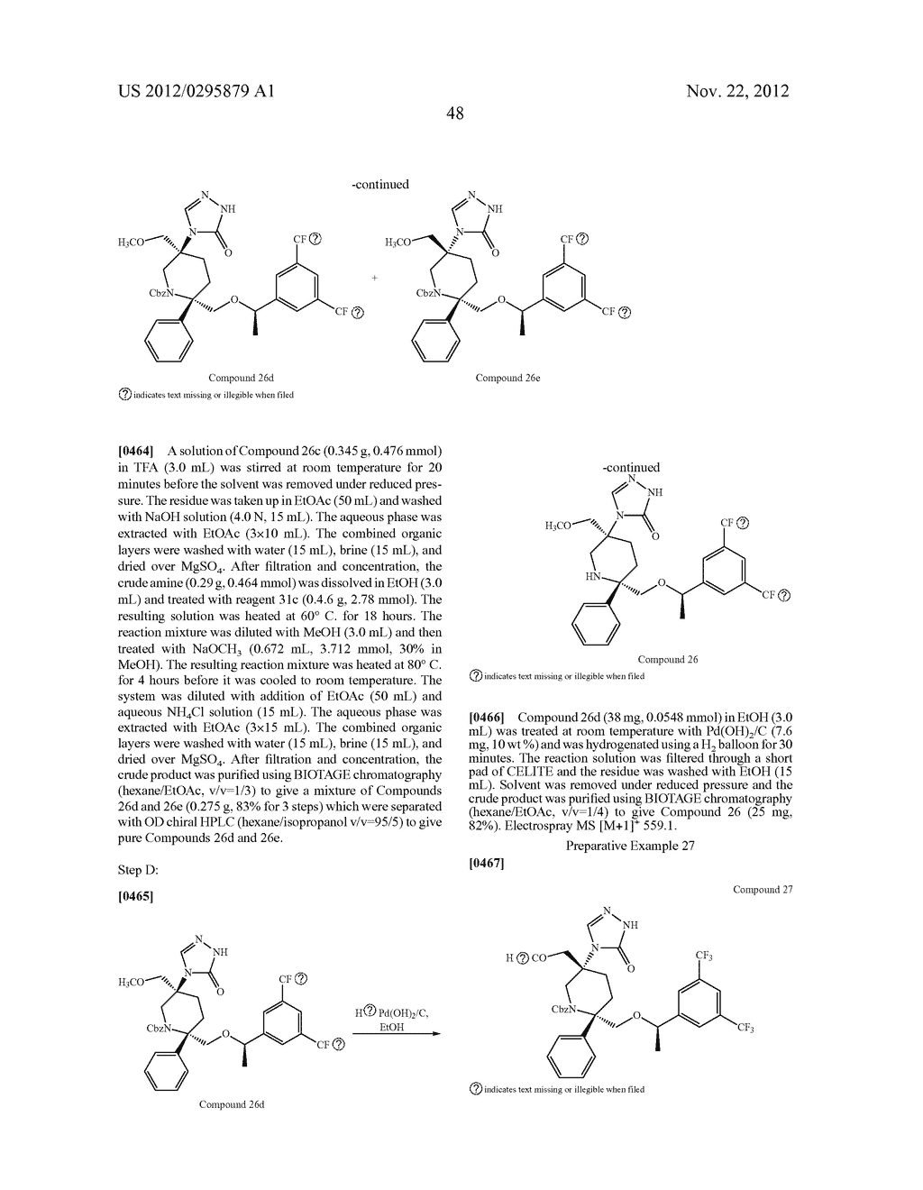 NK1 Antagonists - diagram, schematic, and image 49