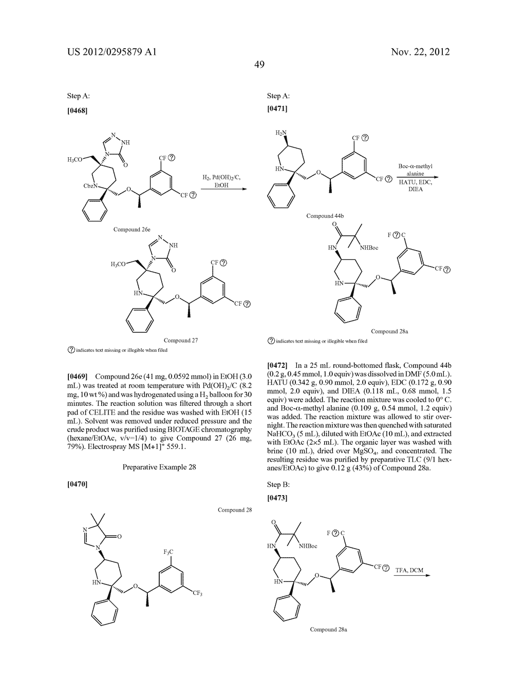 NK1 Antagonists - diagram, schematic, and image 50