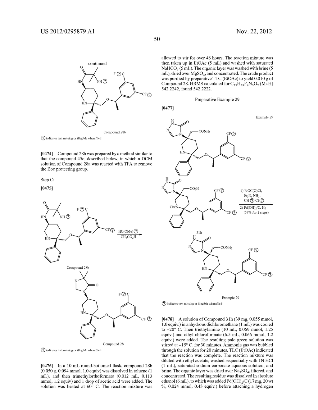 NK1 Antagonists - diagram, schematic, and image 51